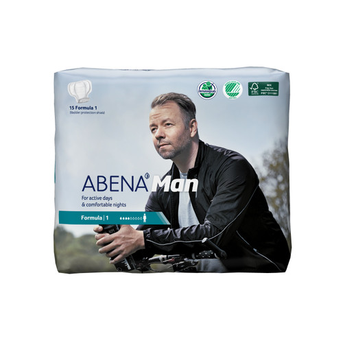 Abena-Man Bladder Control Pad Abena North America 1000017162