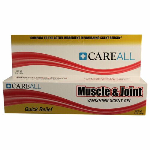CareAll Muscle and Joint Topical Pain Relief New World Imports