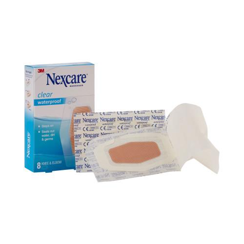 3M Nexcare Waterproof Adhesive Strip 3M 581-08