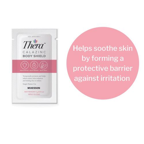 Thera Calazinc Body Shield Skin Protectant McKesson Brand 53-CZ4G