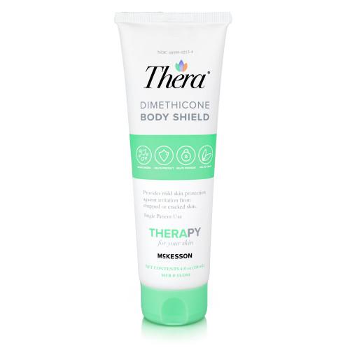 Thera Dimethicone Body Shield Skin Protectant McKesson Brand 53-DS4