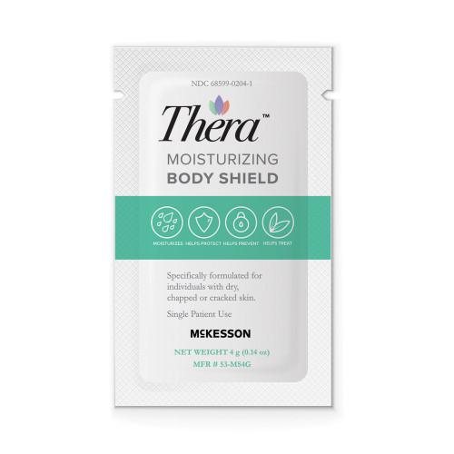 Thera Moisturizing Body Shield Skin Protectant McKesson Brand 53-MS4G