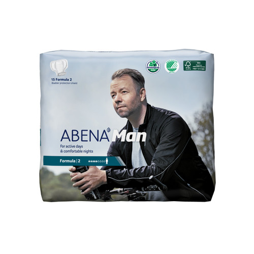 Abena-Man Bladder Control Pad Abena North America 1000017163