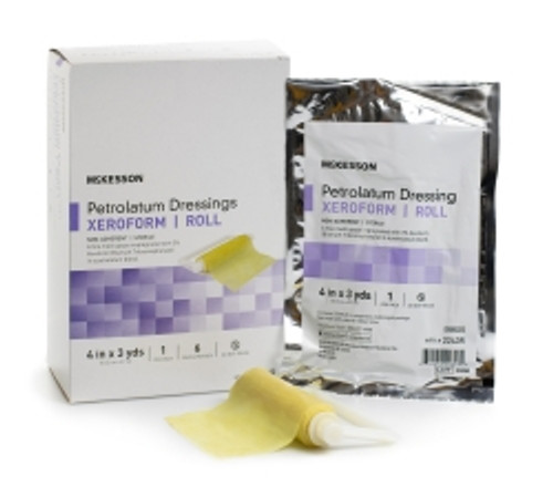 McKesson Xeroform Petrolatum Dressing McKesson Brand 2243R