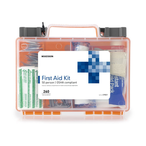McKesson First Aid Kit McKesson Brand