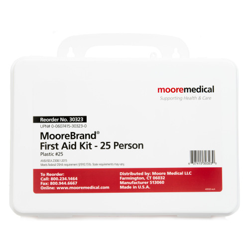 McKesson First Aid Kit McKesson Brand 30323