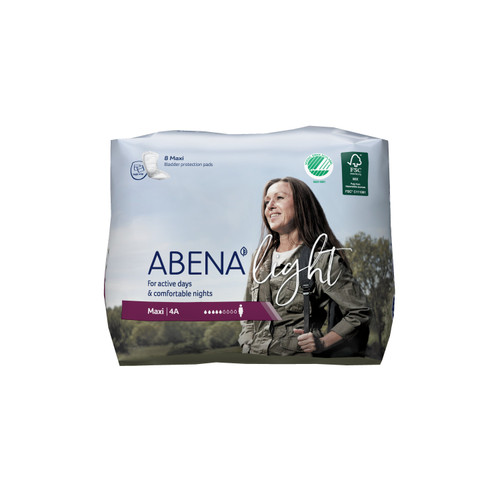 Abena Light Maxi Bladder Control Pad Abena North America 1000005437