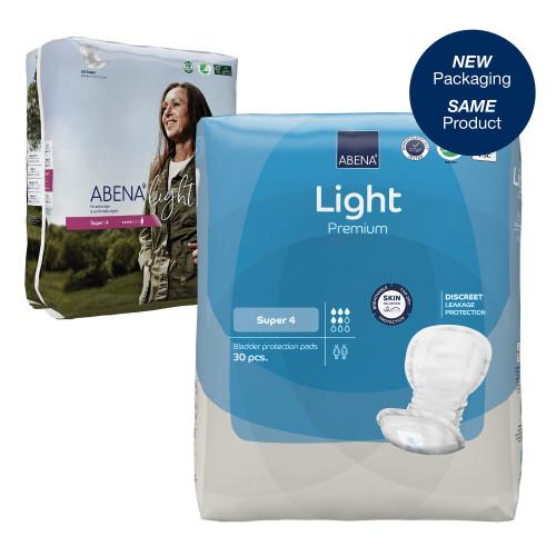Abena Light Super Bladder Control Pad Abena North America 1000017160