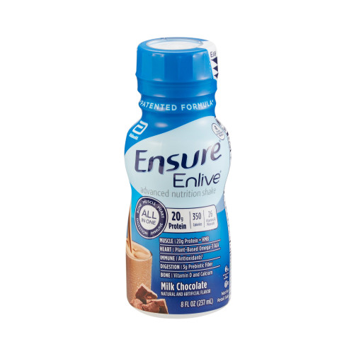 Ensure Enlive Advanced Nutrition Shake Oral Supplement Abbott Nutrition 64283