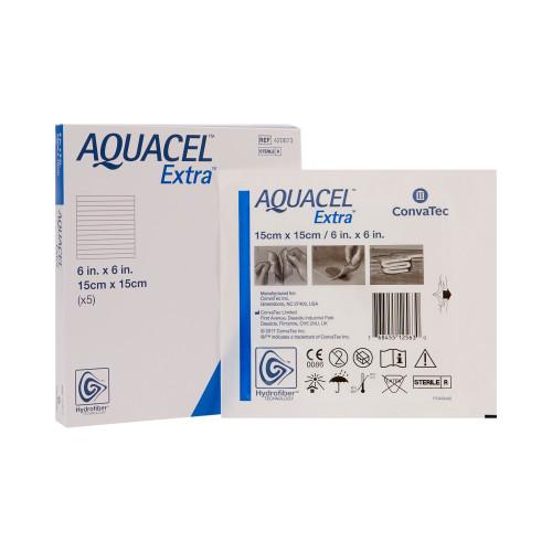 Aquacel Extra Hydrofiber Dressing Convatec