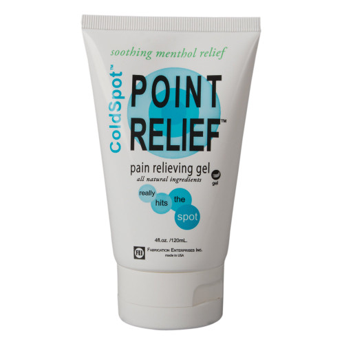 Point Relief ColdSpot Topical Pain Relief Fabrication Enterprises 11-0730-1
