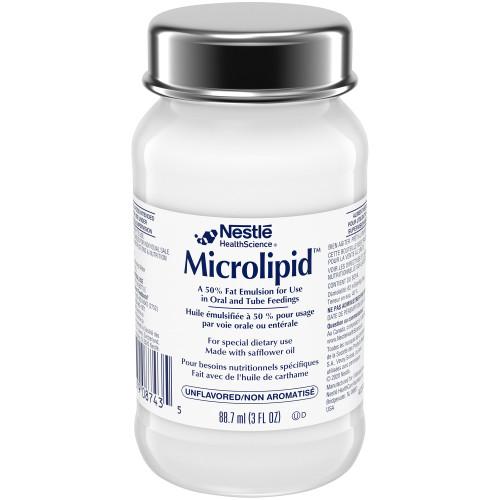 Microlipid Oral Supplement Nestle Healthcare Nutrition 00041679087022