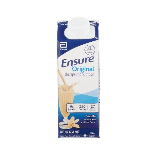 Ensure Oral Supplement Abbott Nutrition