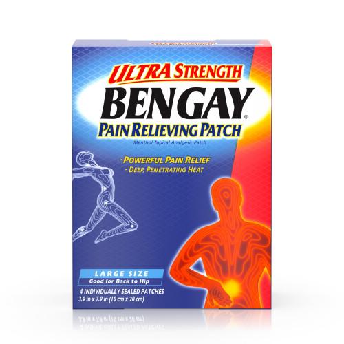 Bengay Ultra Strength Topical Pain Relief Johnson & Johnson Consumer 1.00743E+13