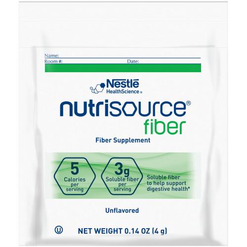 Nutrisource Fiber Oral Supplement Nestle Healthcare Nutrition 10043900976485