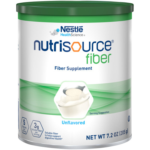 Nutrisource Fiber Oral Supplement Nestle Healthcare Nutrition