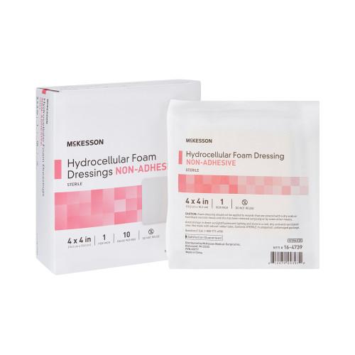 McKesson Foam Dressing McKesson Brand 16-4739