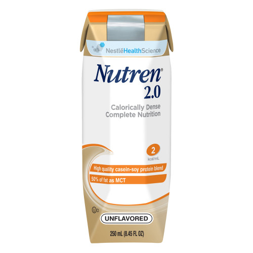 Nutren 2.0 Tube Feeding Formula Nestle Healthcare Nutrition 00798716162302