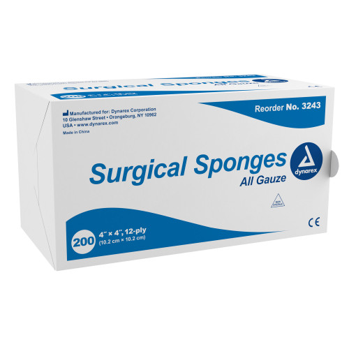 Dynarex Gauze Sponge Dynarex