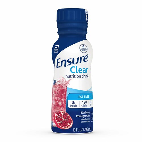 Ensure Clear Oral Protein Supplement Abbott Nutrition 56500