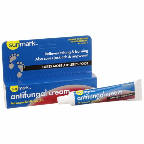 sunmark Antifungal McKesson Brand 49348068972