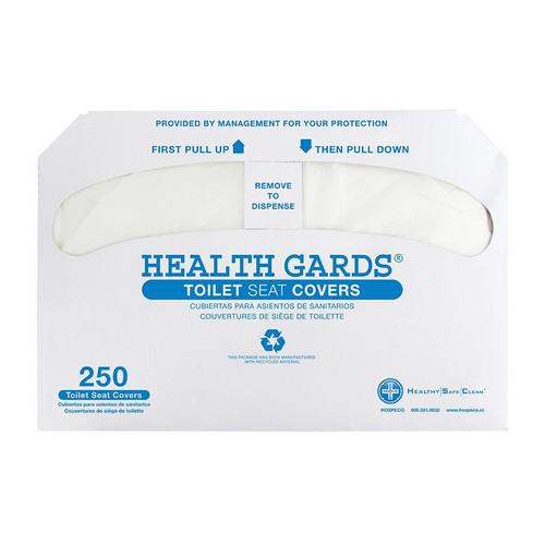 Health Gards Toilet Seat Cover RJ Schinner Co HG-5000
