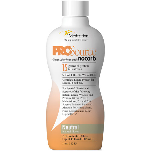ProSource NoCarb Protein Supplement Medtrition/National Nutrition