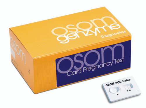 OSOM Rapid Test Kit Sekisui Diagnostics 102W