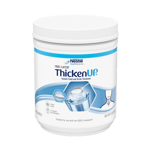 Resource Thickenup Food and Beverage Thickener Nestle Healthcare Nutrition 1.00439E+13