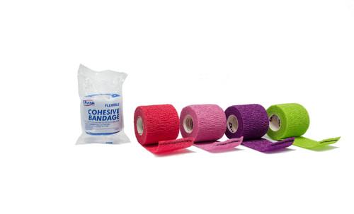 Dukal Cohesive Bandage Dukal 8025AS