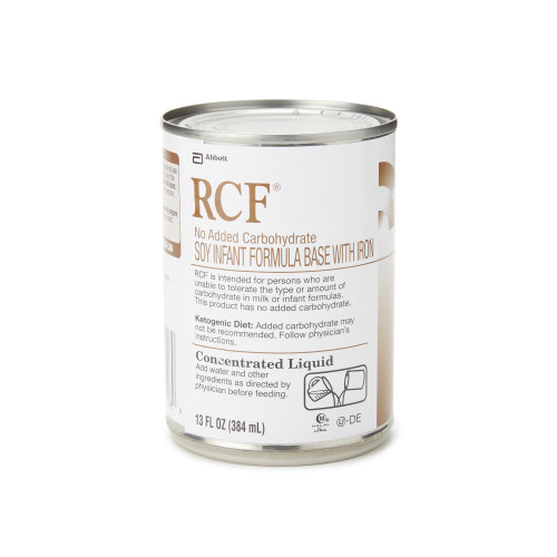 RCFSoy with Iron Infant Formula Abbott Nutrition 00108