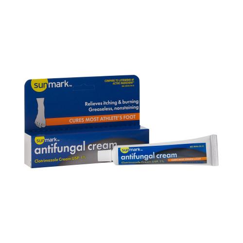 sunmark Antifungal McKesson Brand 49348027972
