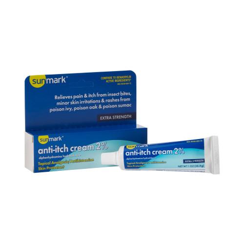 sunmark Itch Relief McKesson Brand 49348085472