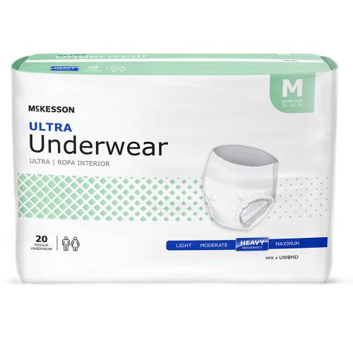 McKesson Ultra Absorbent Underwear McKesson Brand UWB