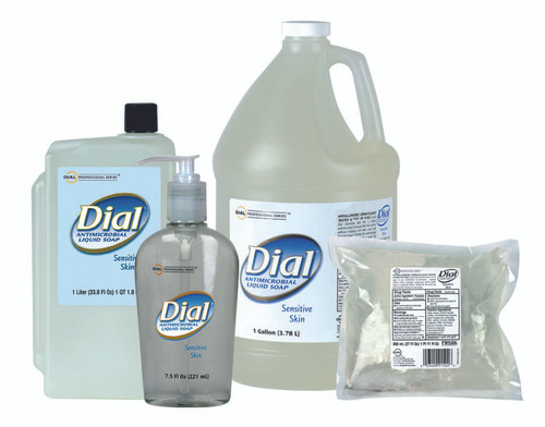 Dial Professional for Sensitive Skin Antimicrobial Soap Lagasse DIA82834