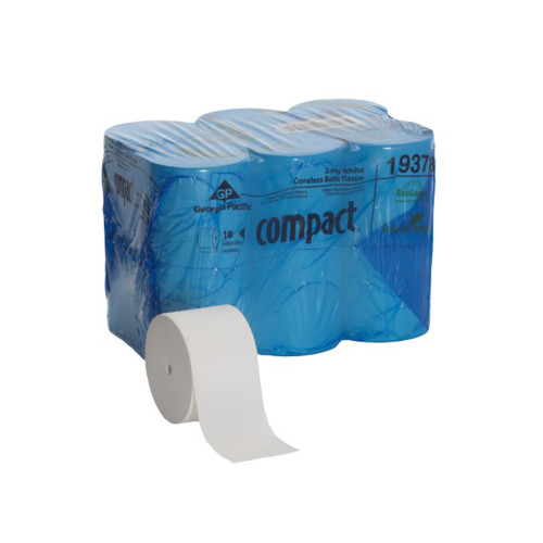 Compact Toilet Tissue Georgia Pacific 19378