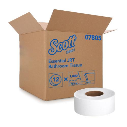 Scott Essential JRT Toilet Tissue Kimberly Clark 07805