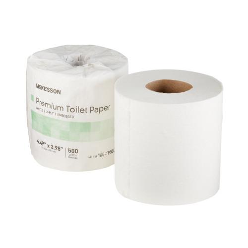 McKesson Premium Toilet Tissue McKesson Brand 165-TP500P