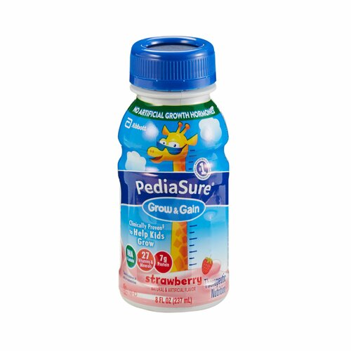 PediaSure Grow & Gain Pediatric Oral Supplement Abbott Nutrition