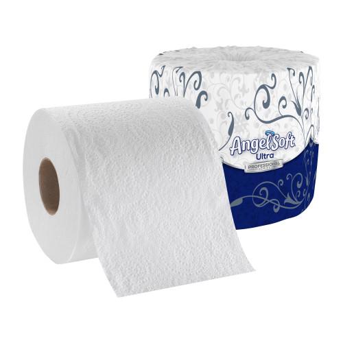 Angel Soft Ultra Professional Series Toilet Tissue Georgia Pacific 16560