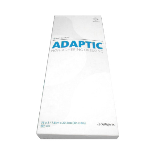 Adaptic Petrolatum Impregnated Dressing Systagenix Wound Management 2014