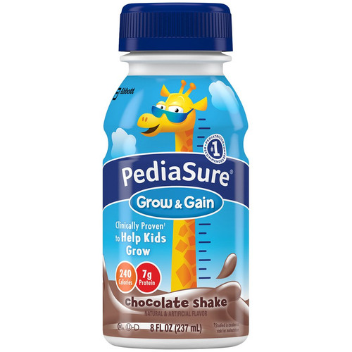 PediaSure Grow & Gain Pediatric Oral Supplement Abbott Nutrition