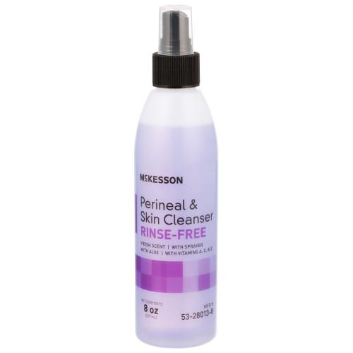 McKesson Rinse-Free Perineal Wash McKesson Brand 53-28011-GL