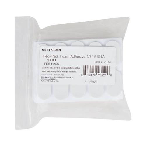 McKesson Pedi-Pad Protective Pad McKesson Brand 30126