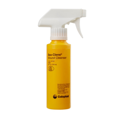 Sea-Clens General Purpose Wound Cleanser Coloplast