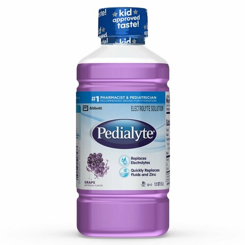 Pedialyte Pediatric Oral Electrolyte Solution Abbott Nutrition