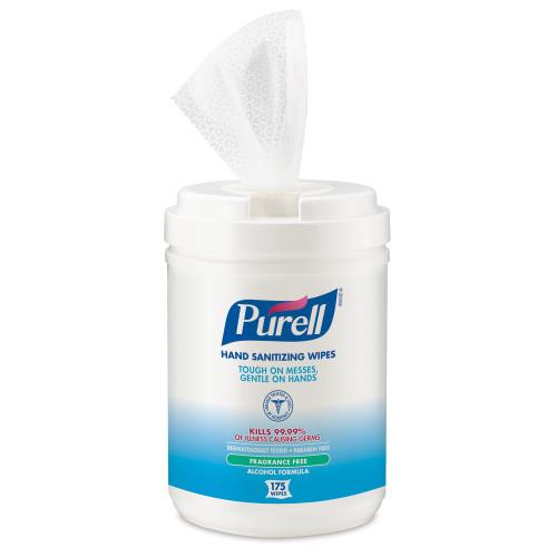 Purell Hand Sanitizing Wipe GOJO 9031-06