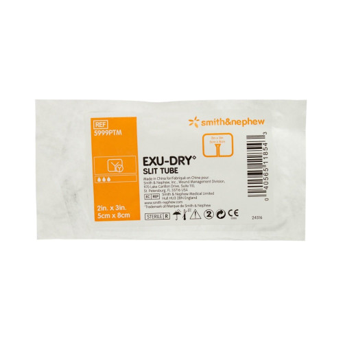 Smith & Nephew Exu-Dry Slit Tube Wound Dressing Smith & Nephew 5999PTM