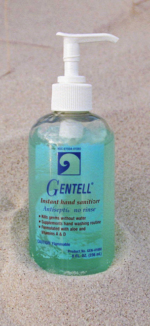 Gentell Hand Sanitizer with Aloe Gentell GEN-41041
