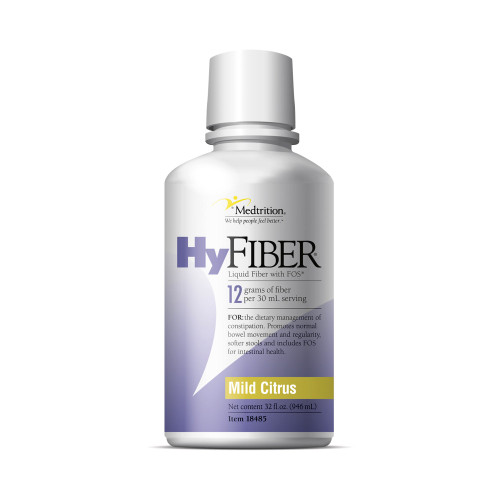 HyFiber with FOS Oral Supplement / Tube Feeding Formula Medtrition/National Nutrition 18485